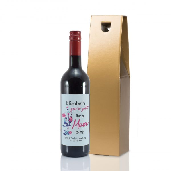 Like A Mum To Me Red Wine 1
