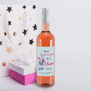 Like A Mum To Me Rose Wine 3