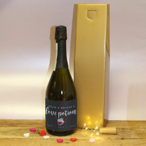 Black Love Potion Prosecco Gift 1