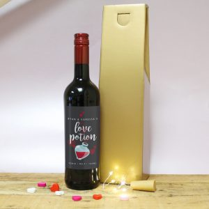Black Love Potion Red Wine Gift 1