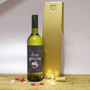 Black Love Potion White Wine Gift 1