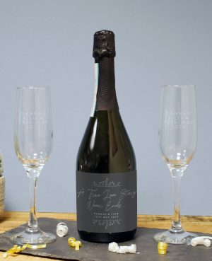 True Love Story Prosecco Gift Set 1