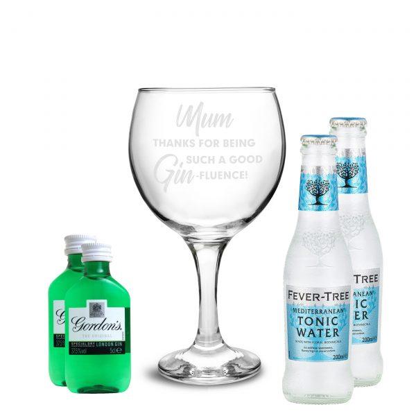 Gin-fluence Gin Set 1