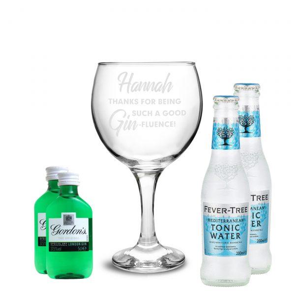 Gin-fluence Gin Set 2
