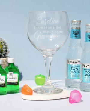 Gin-fluence Gin Set 4
