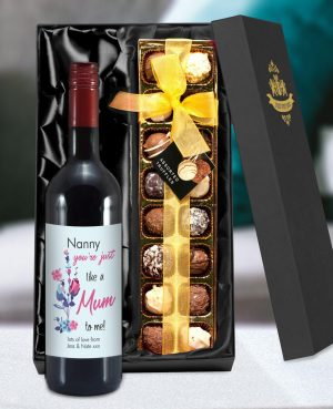 Like A Mum To Me Red Wine & Truffles 2