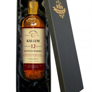 Personalised Father's Day 12 Year Old Malt Whisky 3
