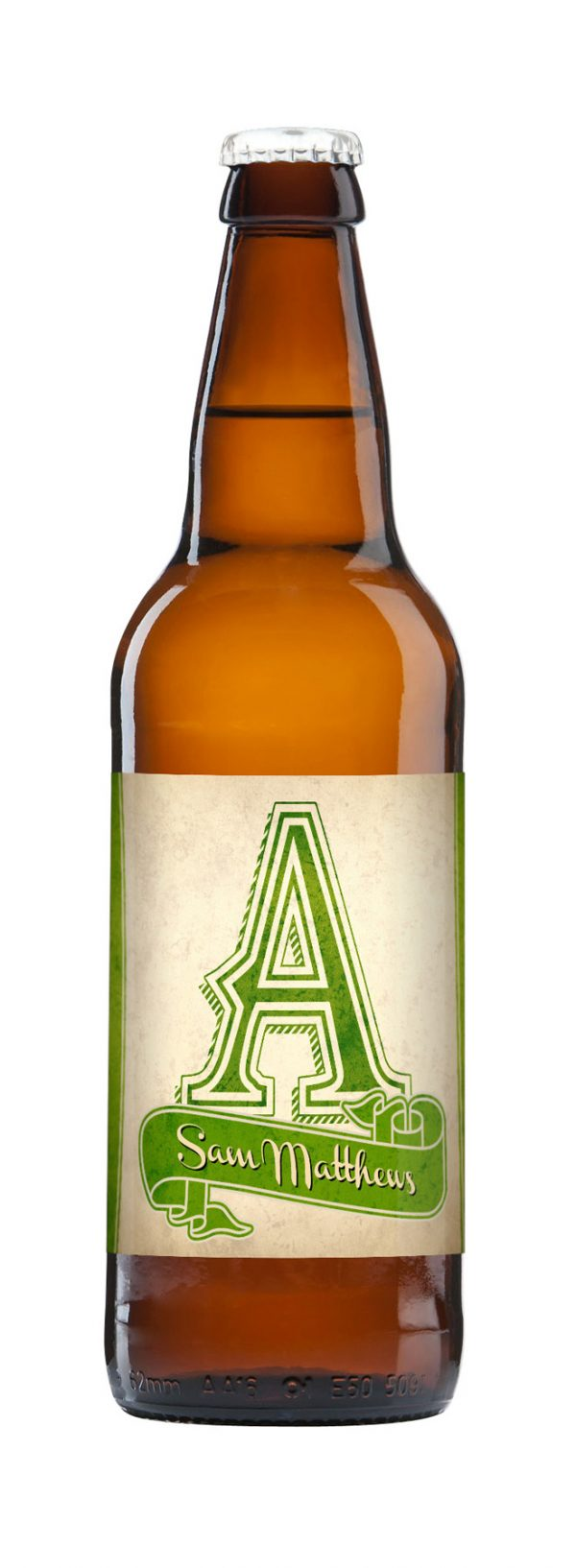 D.A.D. 3 Pack of Personalised Beer 6
