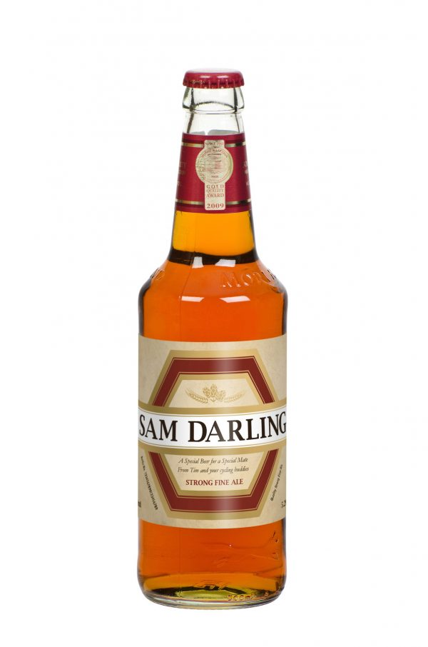 Personalised Traditional Label Beer 2