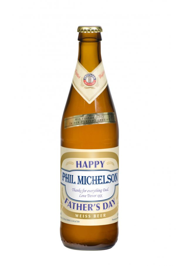 Father's Day Wheat Beer 2