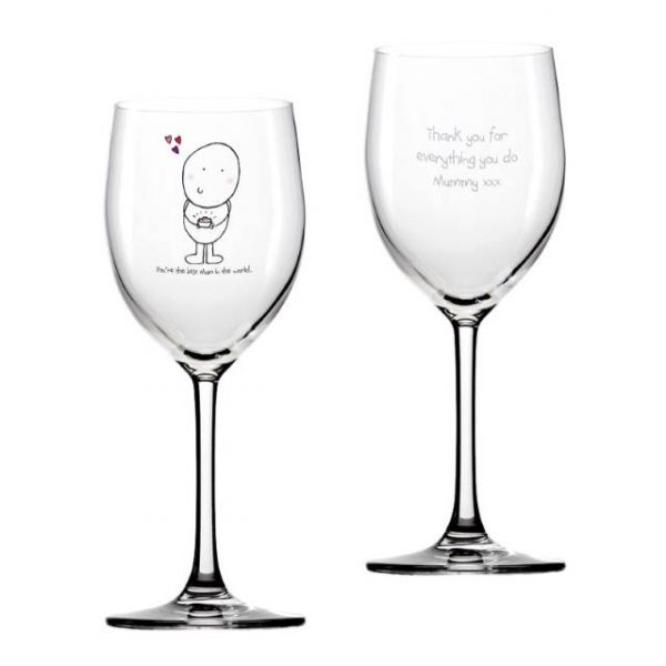 Chilli & Bubbles Mothers Day Gift - Personalised 1