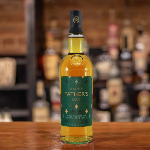 HotchPotch Father's Day 12 Year Old Malt Whisky 1