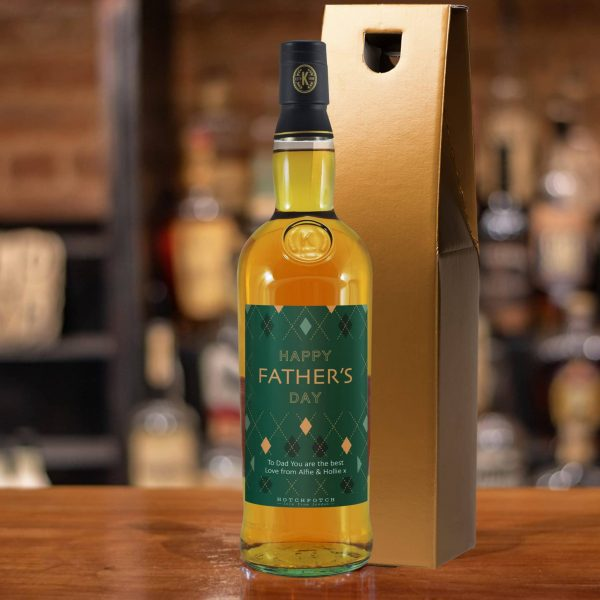 HotchPotch Father's Day 12 Year Old Malt Whisky 3