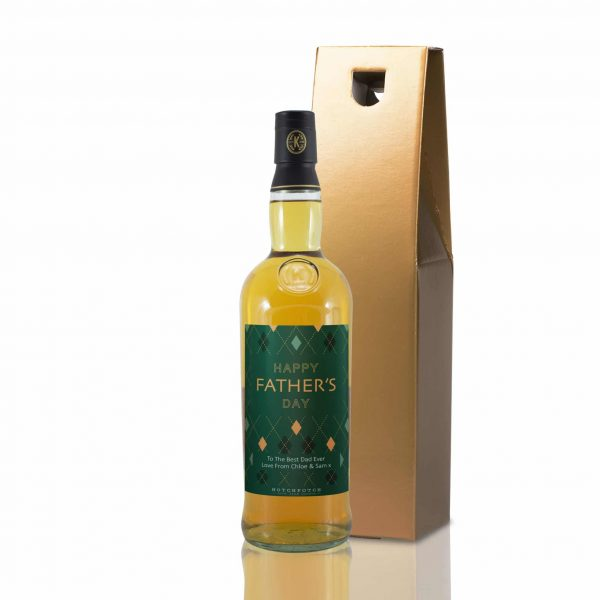 HotchPotch Father's Day 12 Year Old Malt Whisky 5