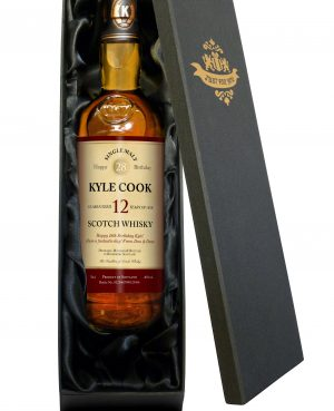 Personalised Birthday 12 Year Old Malt Whisky 2