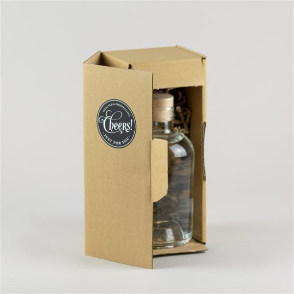 personalised engraved gin bottle 2